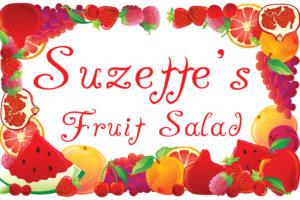 suzette'sfruitsalad